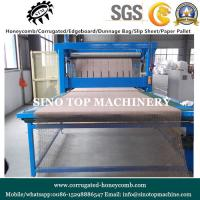 China STM 2000mm automatic endless honeycomb core paper packing machinery on sale