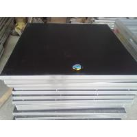 Black Anti-slip Movable Stage Platform Folding Stage 1 X 1M Manufactures