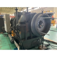 China Two Stage Oil Free 140M³/Min 800KW Turbine Air Compressor on sale