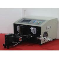 China CWCS-508HT automatic jacket wire cutting and stripping machine for multi core cable with high speed on sale