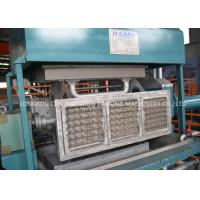 Small Paper Pulp Molding Machine , Small Paper Egg Tray Machine Manufactures