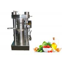 High oil rate sesame oil processing machine olive oil press equipment Manufactures