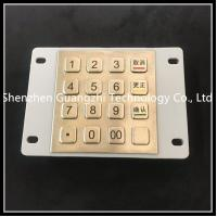 Encryption Type Atm Pin Keypad For Self Service Machine 1 Year Warranty Manufactures