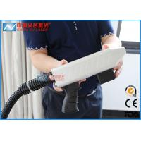 500W Laser Rust Removal Machine For Military Equipment Cleaning Manufactures
