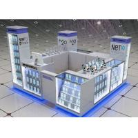 Durable Small Space Cell Phone Display Fixtures For Shopping Mall Display Manufactures