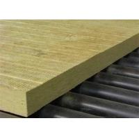 High density thermal Insulation Rock Wool 40mm For Building wall Manufactures