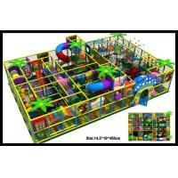 2017 Competitive Price Commercial Kids Center Indoor Playground Equipment Manufactures