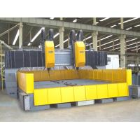 Movable CNC Gantry Drilling Machine Convenient Operation For Large Metal Plate Manufactures