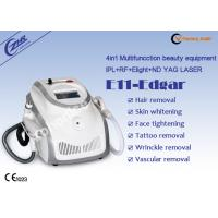 Intensive Pulse Light Laser Ipl Machine With 6 In1 System Easy To Use Manufactures