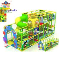 China 2014 Commercial kids plastic indoor playground equipment on sale