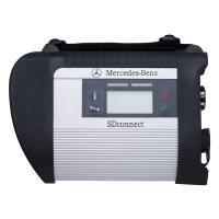 MB SD Connect C4 Auto Diagnostic Tools Battery Tester 24W Multi - Languages Manufactures