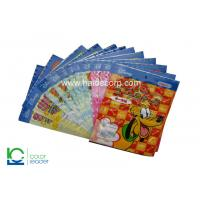 100 Micron Laminated Films & Packaging Plastic For Dog Food Manufactures