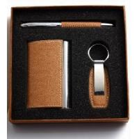 PU Leather Gift Item With Keychain and Card Holder (CG072H) Manufactures