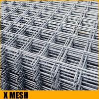 High quality SL92 steel reinforced concrete  with size 6m (length) x 2.4m Manufactures