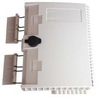 China Stable Fiber Optic Cable Termination Boxes For Telecommunication Network on sale