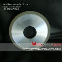 resin bond diamond grinding wheel for PCBN tools Manufactures