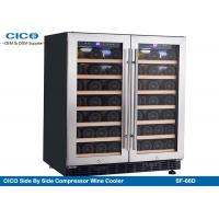 China Silent Side By Side Wine Cooler on sale