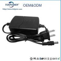 Buy cheap ABS PC UL CE Safety Mark Dual Output Power Adapter For Tablet Pc from wholesalers