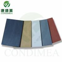 PVC film coated Gypsum Board for fast installment,Homogenous decoration board supplier Manufactures