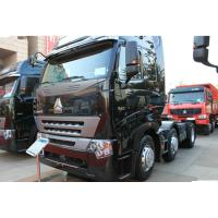 Buy cheap Heavy Duty Prime Mover And Trailer , Tractor Head Trucks 6x4 Drive Wheel from wholesalers