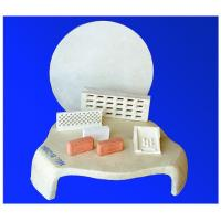 Buy cheap High Arc-resistance Cordierite Fire-Resistant Ceramic Kiln Furniture 1000℃ Use Temperature from wholesalers