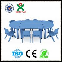Children Stackable Chairs Plastic Chairs and Tables for Kids Classroom Furniture QX-194E Manufactures