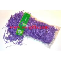 Gift wrapping box tissue shredded colorful paper shredded packing shredded Manufactures