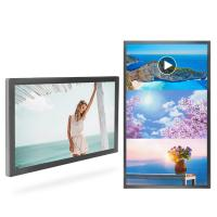 China Indoor 32 Inch Android 4k Touch Screen Wall Mounted Advertising Display Digital Signage Player on sale