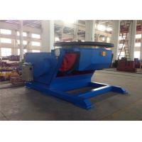 Table Top Welding Positioners With AC Converter Turning / Overturning Table Manufactures