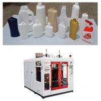 Durable Plastic Blow Moulding Machine Three Layer Six Head High Precision for sale