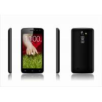 Touch Screen Dual Sim Smart Phone , Wifi Cell Phone 512MB / 4GB Manufactures