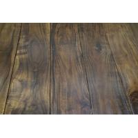 hand scraped short leaf acacia hardwood flooring Manufactures