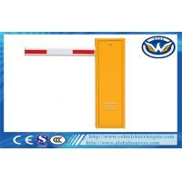 Advanced Safety Manual Car Parking Barrier Gate With Double Limit Switches Manufactures