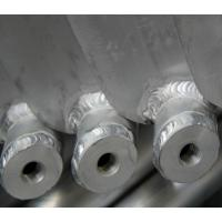 China Small Precision Full Welding CNC Machining Parts Aluminum Welded Assembling Part on sale
