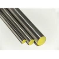ASTM 316 Steel Drill Rod , High Speed Steel Round Bar Length 1.0m-6m Manufactures