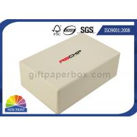 Fashion Hard Cardboard Paper Packaging Decorative Gift Boxes With Foam Inserts Manufactures