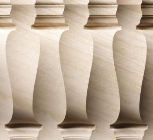 Natural Sandstone 3d feature sculptural wall art panel Manufactures