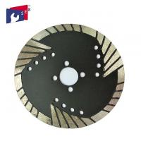 12 Inch Diamond Saw Tools , Grinder Diamond Circular Blade OEM Accepted Manufactures