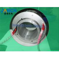 Industrial Through Bore Slip Ring IP54 For Semiconductor Handling Systems Manufactures