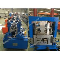 Interchangeable C & Z Purlin Forming Machine Manufactures