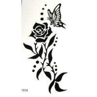 Fashion Tattoo Sticker (N021) Manufactures