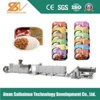 Buy cheap Full Automatic Artificial Rice Extruder Machine Stainless Steel Material from wholesalers
