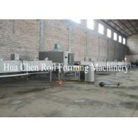 Metal Stone Coated Roof Tile Machine Roll Form Equipment 6-10pcs/min Manufactures