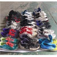 China USED SHOES/sport shoes for export on sale