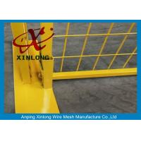 Construction Fence Panels / Temporary Fencing Panels Fit Construction Site and for sale