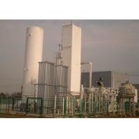 LNG Gas Plant 50-1000 Nm3/H Capacity With Low Power Consumption Manufactures