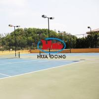 Eco-friendly synthetic 6mm sports floor mat rubber floor manufacturer Manufactures