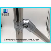China Chrome Pipe Fittings Polishing Chrome Industrial Pipe Fittings Eco Friendly on sale