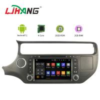 China PX3 4core Android Car DVD Player Navigation DVD Player For KIA RIO With Mirror Link on sale