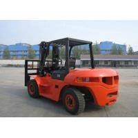 7T heavy duty hydraulic system diesel type forklift truck for sale Manufactures